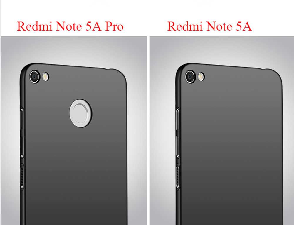 Obudowa do xiaomi Redmi 8A K20 7A 7 6 Pro 5A Prime 6A 6Pro 7Pro 5 Plus Ultra cienki twardy poliwęglanowe etui na telefon dla Redmi Note 8 8T