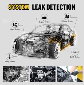 Image 2 - AUTOOL – détecteur de fuite de fumée Automobile SDT202, Original, générateur de fumée pour voiture