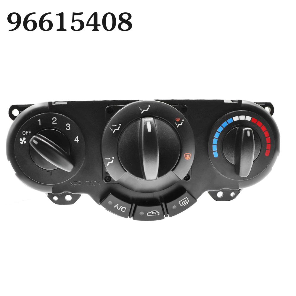 96615408 Air AC Heater Panel Climate Control Assy for Chevrolet Lacetti Optra Nubira Daewoo for Buick Excelle Wagon HRV(China)