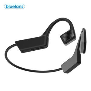 Беспроводные наушники K08 с костной проводимостью, Bluetooth 5,0, водонепроницаемые спортивные наушники, Накладные наушники