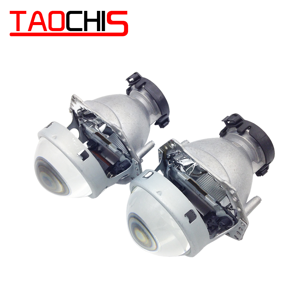 TAOCHIS Car Retrofit Head light LHD RHD HELLA G5 3R Bi xenon Projector Lens Car styling 3.0 Inch HID D1S D3S D4S D2S Modify-in Car Light Accessories from Automobiles & Motorcycles    1