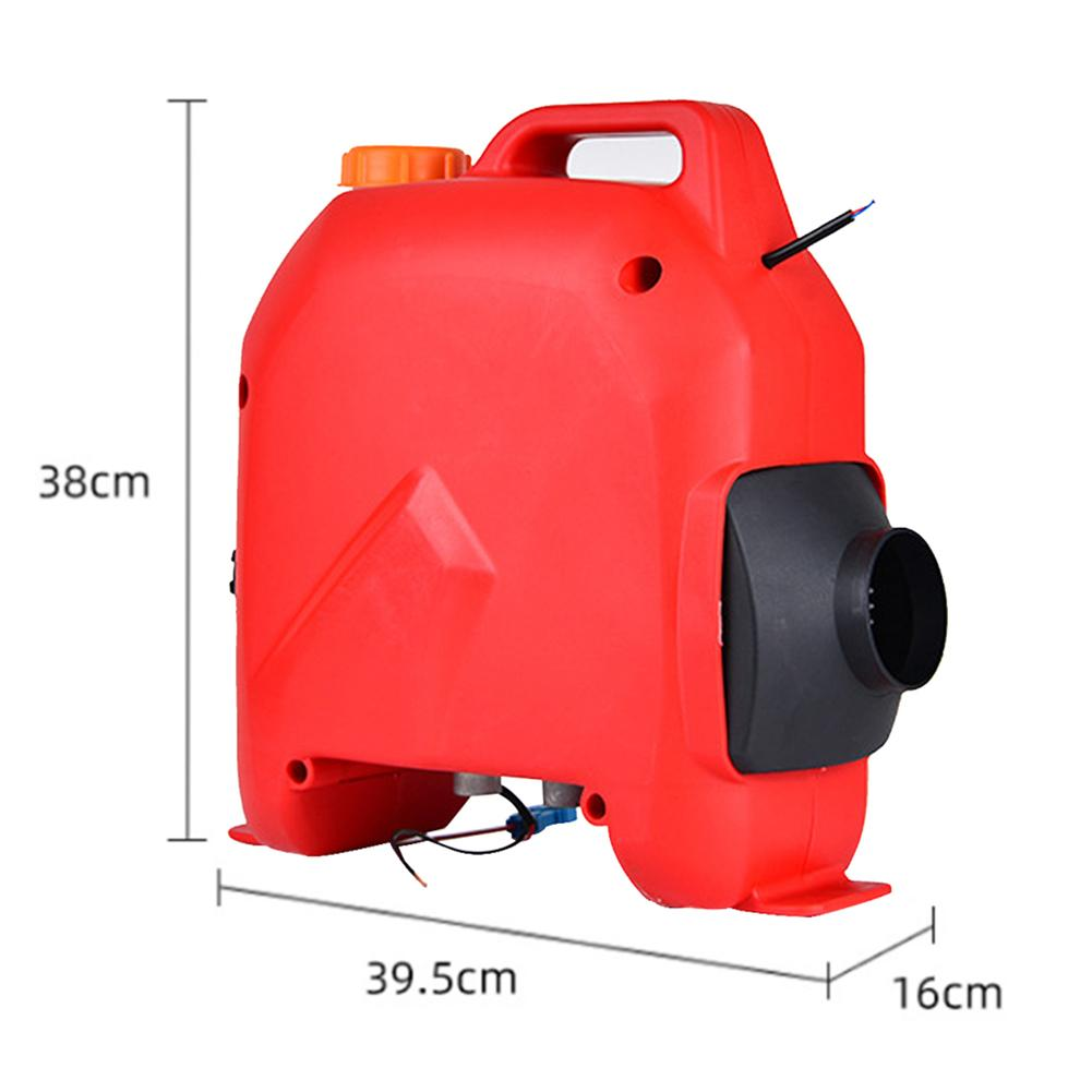 Air Diesels Heater 12V/24V 5KW Four Holes Car Parking Heater Universal For Freight Vehicles Vans Storage Battery Cars RV Truck - 6