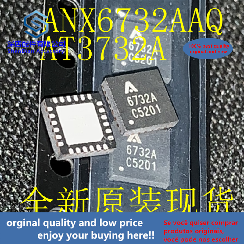 5pcs 100% Orginal And New ANX6732AAQ 6732A AT3732A AT3732AAQ Best Qualtiy