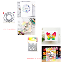 2021 New Stencil Butterfly Metal Cutting Dies For Scrapbooking Practice Hands-on DIY Album Card Handmade Tools