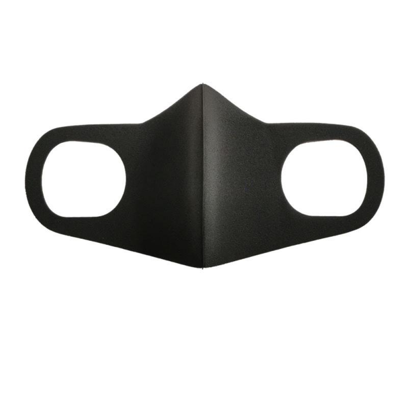 Adult Dust-proof Wind-proof And Haze-proof Stereo Mask Anti-bacterial Breathable Unisex Sponge Mask Reusable Anti-pollution Mask
