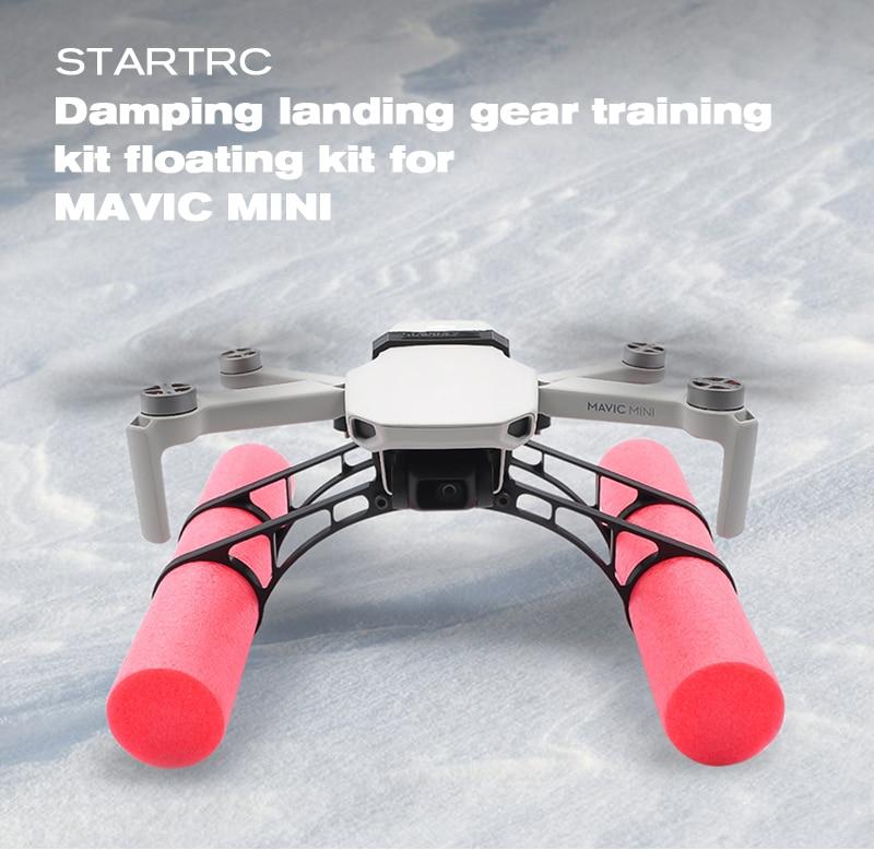 STARTRC DJI Mavic mini buoyancy stick float kit Damping landing gear training kit FOR DJI Mavic mini drone rc parts