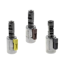 09G TF60SN Car Automatic Metal Solenoid Valving Set for TT 03 06 1 8L 6 Speed FWD AWD Replacement Accessories