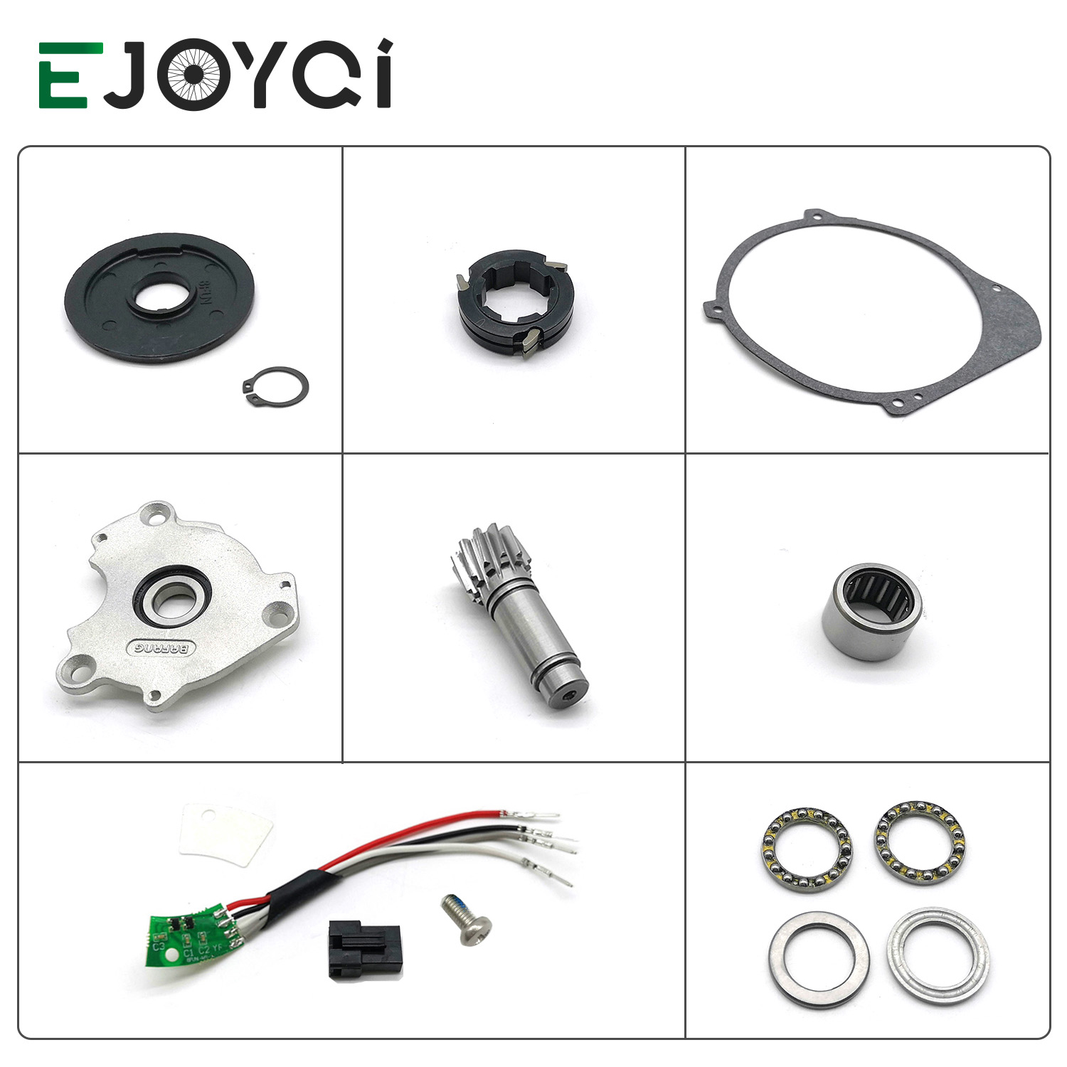 EJOYQI BBS01 BBS02 Bafang Mid Motor Accessories Electric Bicycle Assembling Components Bike Installation Parts Bearing