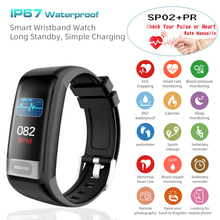 ECG Smartwatch Pulse-Oximeter Blood-Pressure Heart-Rate-Reminder-Sleep-Monitor No Call-Reminder