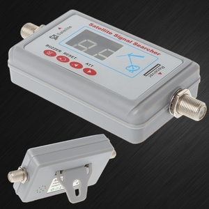 Image 4 - Digital TV Antenna Satellite Signal Finder Meter Searcher LCD Display SF 95DL