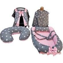 Sleeping-Bed Fabric-Babynest Breastfeeding-Cushion for Best Tote-Bag Antiperspirant Yuppy
