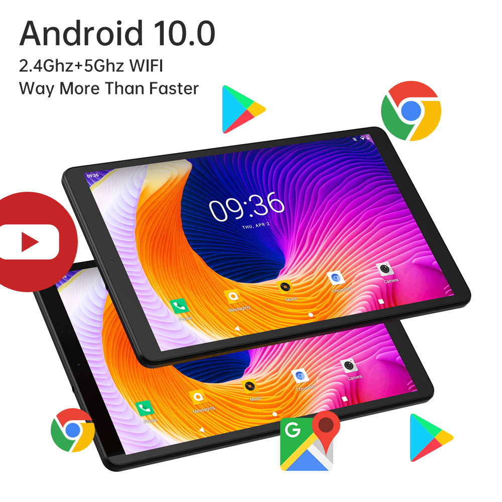 "Alldocube Android 10 iPlay20 Pro 4G Tablet 10.1""1920x1200 SC9863A Octa Core 6GB RAM 128GB ROM  Phone Call Tablets PC 6000 mAh 4"