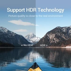 Image 5 - สวิตช์ HDMI 4K 3 in 1 OUT HDMI2.0 Switcher Splitter พร้อมรีโมทคอนโทรลสำหรับ PS4 PC TV xbox 2.0 อะแดปเตอร์ HDMI