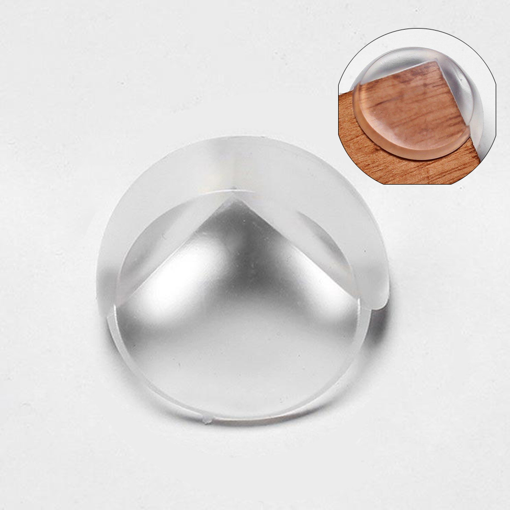 10Pcs Transparent Baby Children Safety Corner Protector Mesa Edge Protection Corner Securite Table Corner Cover Bebe Protect