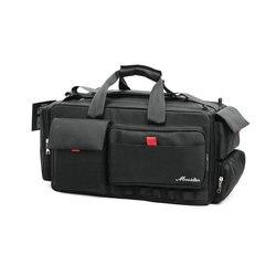 Новый профессиональный видео функциональный рюкзак для камеры, рюкзак для Nikon Sony Panasonic Leica Samsung Canon jvic Case MSDD