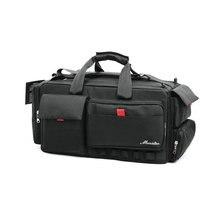 Nueva mochila funcional para cámara de vídeo profesional, para Nikon, Sony, Panasonic, Leica, Samsung, Canon, JVC, funda, MSDD