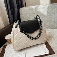 Высококачественная сумка мессенджер женская в западном стиле