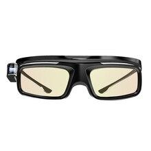 Легкие активные затвор перезаряжаемые 3D очки для DLP соединение проектор VH99