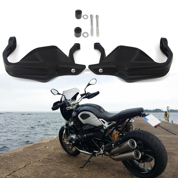 for bmw r ninet nine t 9t racer scramble urban r9t 2014 2019 motorcycle tail mount license plate bracket rear holder accessories for BMW R NINE T R NINET R9T 9T Scrambler Racer 2014-2019 Motorcycle Handguard Hand Guards Shield Brake Clutch Levers Protector