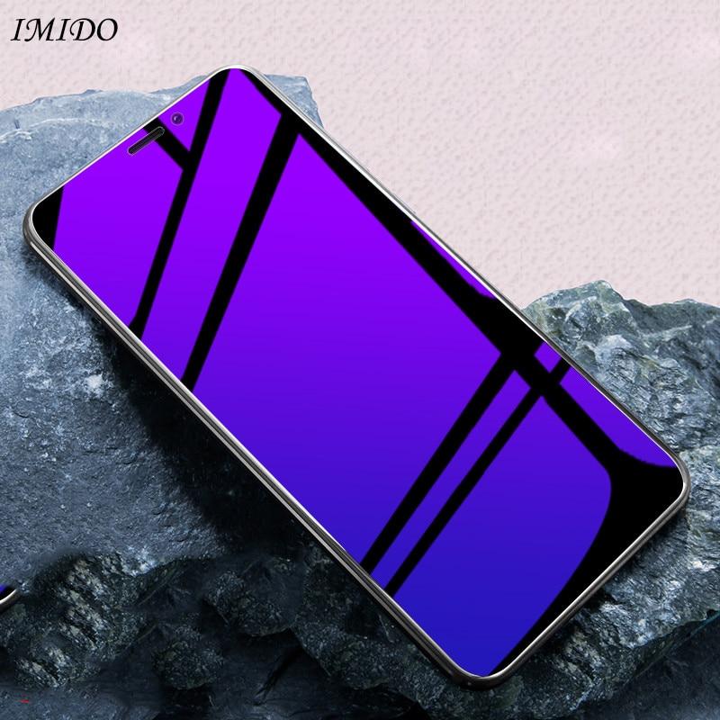 For ZTE Nubia Z17 Z18 Mini Z17S Minis Full Cover Anti Blue Tempered Glass For Nubia Z17 Z18 Mini Z17S Minis Screen Protector(China)