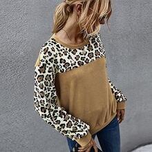 Зимние флисовые толстовки для женщин Осенний теплый пуловер