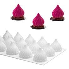 Moule à gâteau en Silicone, conte russe 3D, décoration de gâteau, cuisson, outils de pâtisserie pour chocolat, truffe, Mousse, Art de pâtisserie, 1 pièces