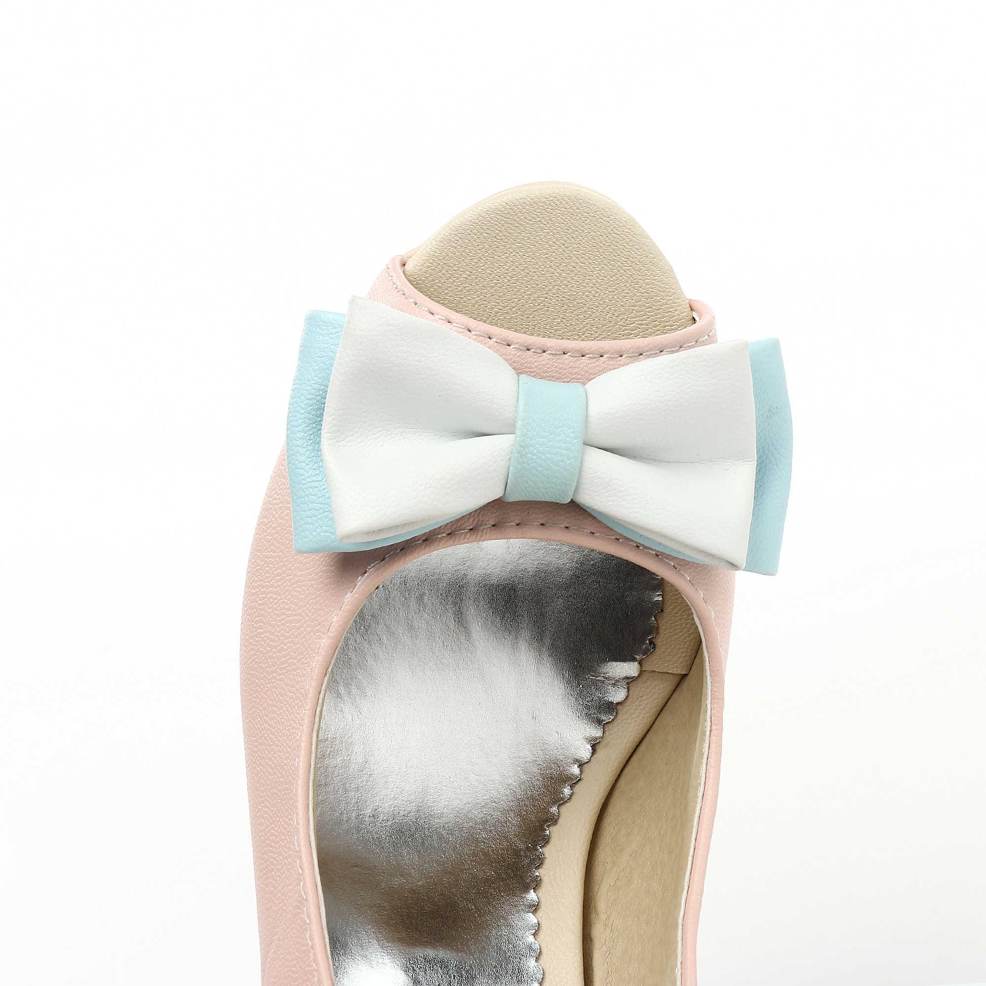 Size 33-45 Giày Sandal Nữ Dây Đeo Mắt Cá Chân Cao Gót Giày Người Phụ Nữ Giày Xăng Đan Nơ Gợi Cảm Giày Sandal Nữ Peep Toe đảng 2019