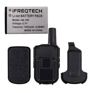 Image 5 - 4PCs AP102 Portable Two Way Radio STOCK in RUSSIA Mini Size 5W Walkie Talkie long range with VOX CTCSS/DCS codes