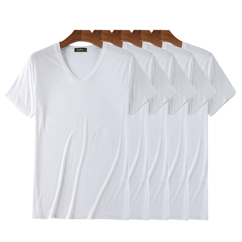 Mens Plain T-Shirts Breathable Short Sleeve Crew Round Neck Cotton T Shirt UK