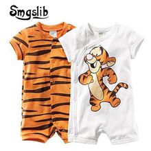 2020 Infant Romper Baby Boys Girls Jumpsuit New born Bebe Clothing Hooded Toddler Baby Clothes Cute Panda Romper Baby Costumes