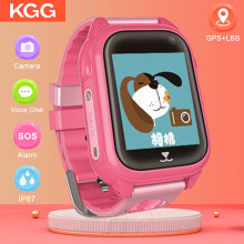 M06 Smart GPS Child Watch Waterproof IP67 Smartwatch phone 1.44  Color Touch Screen SOS Baby VS Q90 Q360
