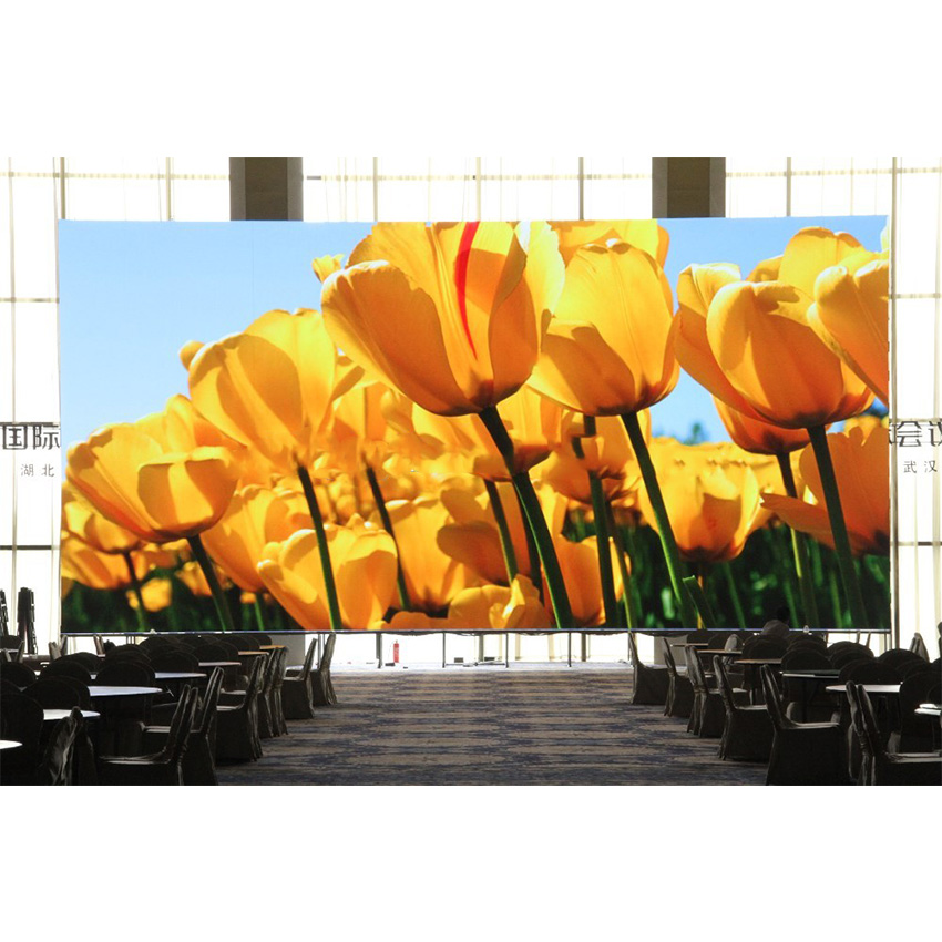 SMD Led Outdoor P4 RGB LED Matrix Led Screen Display Panel 128*128 Pixels High Resolution 1/8 Scan Led Display Screen For Rental