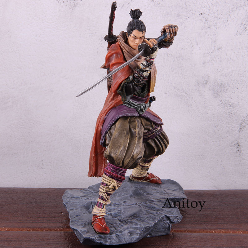 Image 3 - Sekiro Shadows Die Twice Figure PVC Anime Action Figures Collectible Model ToyAction & Toy Figures   -