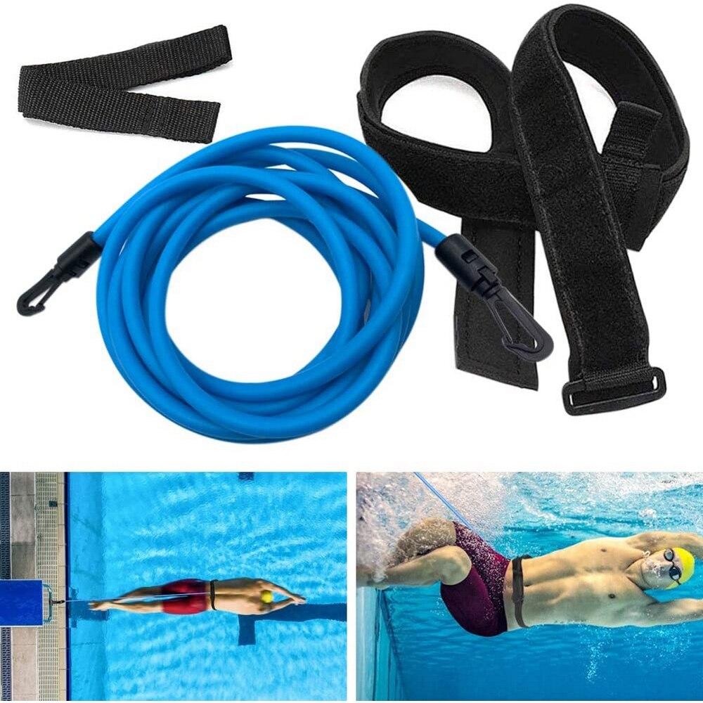 Nadar treinamento de resistência dispositivo conjunto tração