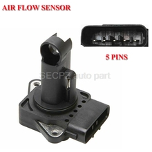 L3K9-13-215 FOR MAZDA 3 6 CX7 2.3 MPS DiSi TURBO 2005-2009 Mass Air Flow Maf Sensor Meter L3K913215,2W93-12B579-AB, LNE1620CA недорого