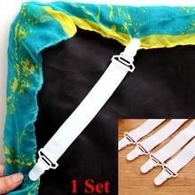Home Bedroom Adjustable Bed Sheet Holder Clip Fastener Multi-Function Living room Sofa Tablecloth Fixed Buckles