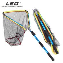 New 200cm / 79 Inch Telescopic Aluminum Fishing Landing Net Fish with Extending Telescoping Pole Handle