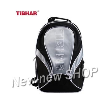 Tibhar Table Tennis Bag Sport Backpack Multi-function Storage Travel Ping Pong Racket Case