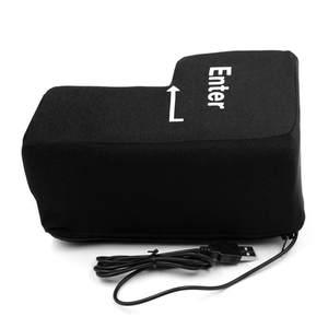 Pillow Computer-Button-Return Enter Stress Offices Hot Usb Wholesale Decompression Key