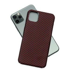 Image 4 - 炭素繊維電話ケース保護 Apple11 iphone 11 プロマックス薄型軽量属性アラミド繊維材料