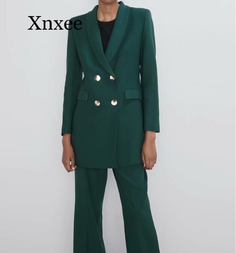2020 Spring Autumn Blazers Women Small Suit Plus Size Long Sleeve Jacket Casual Tops Female Slim Wild Blazers Windbreaker Coat
