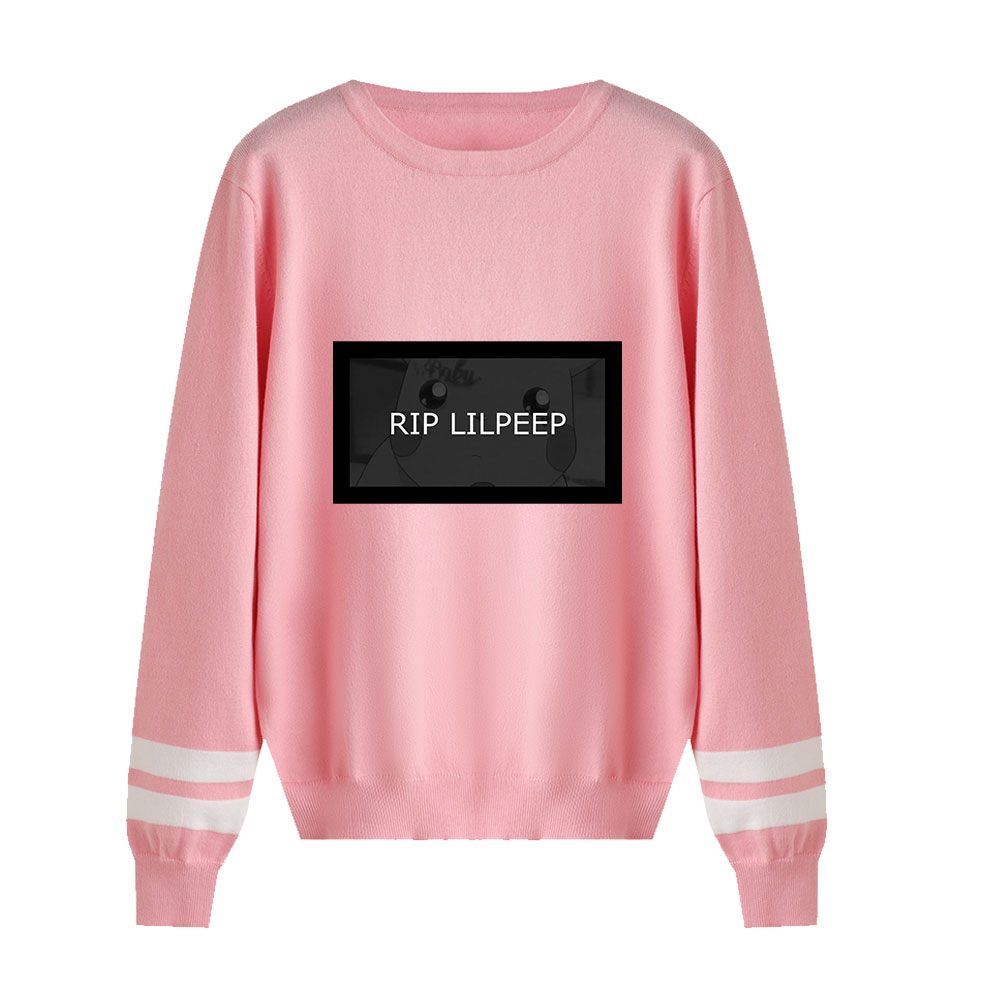 Lil Peep Sweater Men/women 2019 Aikooki Hot New Fashion Classic Print Harajuku Style Sweater Lil Peep Popular Sweater Casual Top