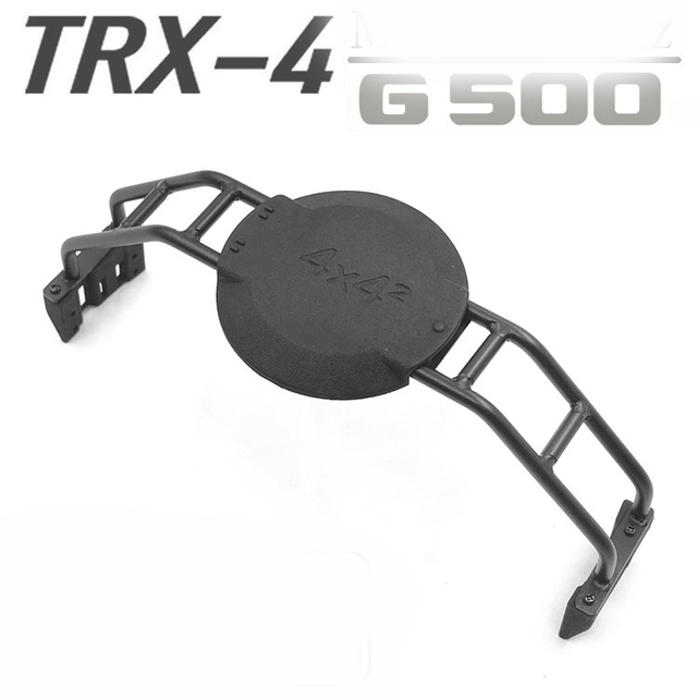 المعادن عجلة احتياطية حامل ل TRX TRX 4 G500