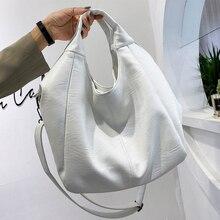 Casual Large Capacity Hobos Bags Women Shoulder Bags
