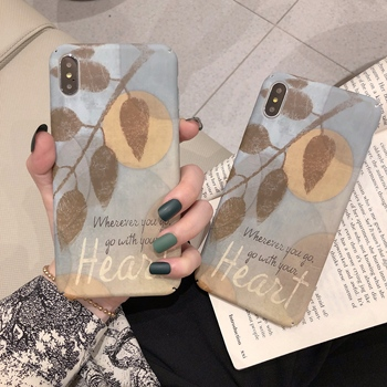 VIVIAUG Vintage Phone Cases For iphone 11Pro Max XR XS MAX X Fashion Matte Case For iphone 8 7 6 6s plus Hard Plastic Cover tanie i dobre opinie Zderzak Apple iphone ów Iphone 6 Iphone 6 plus IPHONE 6S Iphone 6 s plus IPhone 7 IPhone 7 Plus IPHONE 8 PLUS IPHONE X