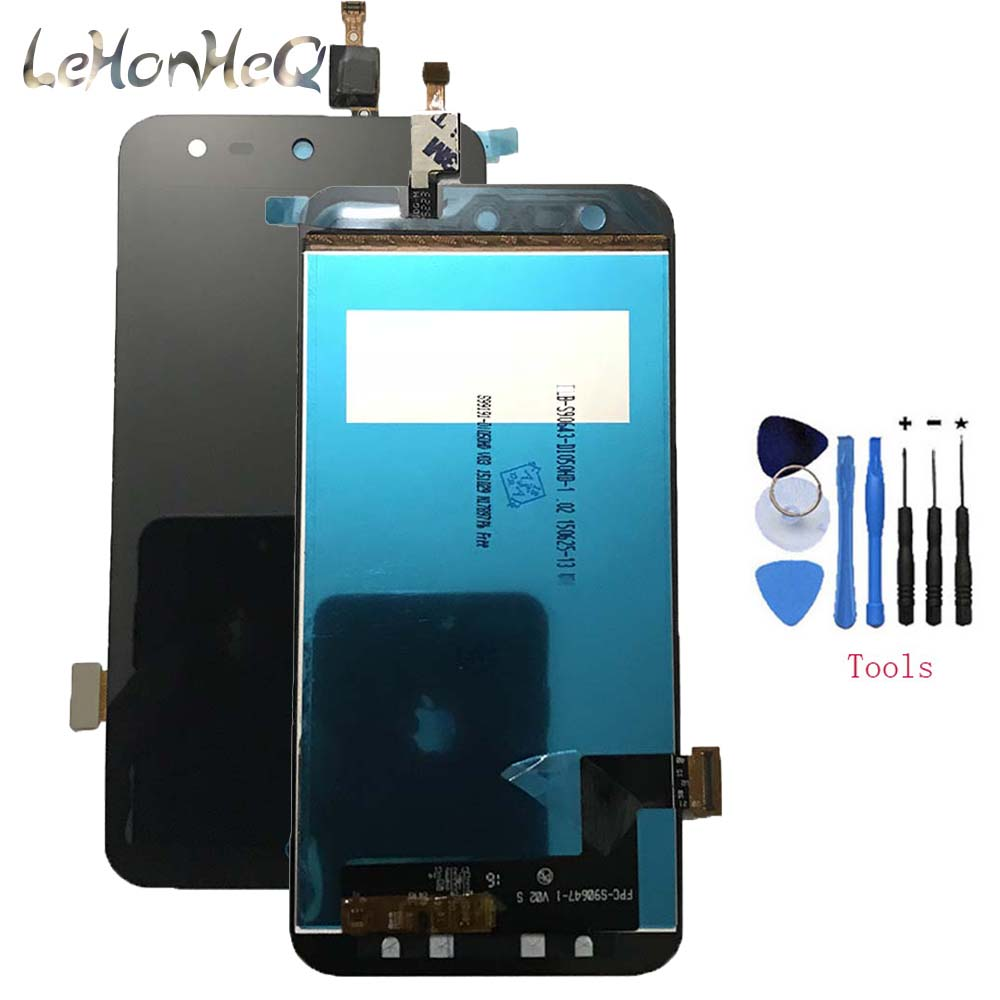 100% Tested High Quality 5 inch LCD For <font><b>ZTE</b></font> Blade X5 / Blade D3 <font><b>T630</b></font> LCD Display + Touch Screen Digitizer Assembly Replacement image