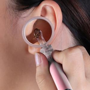 Nettoyeur de cire d'oreille Portable | Nettoyeur de cire d'oreille lumineuse pour enfants, lampe de poche Portable, cure de cire d'oreille