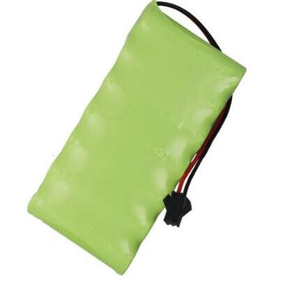 Free ship ni-mh AA battery pack 8.4v 3500mah nimh battery pack for children toy remote control car image