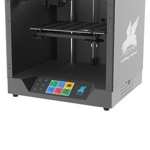 Image 5 - 3D принтер Flyingbear Ghost 5 с цельнометаллической рамой и стеклянной платформой