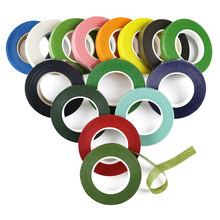 30 Yard/ Roll 11mm Width Florist Floral Stem Tape Corsages Artificial Flower Stamen Wrap DIY Craft Accessories